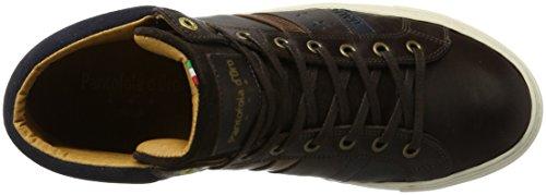 Pantofola dOro Monza Mid, Sneaker a Collo Alto Uomo Marrone (Coffee Bean)