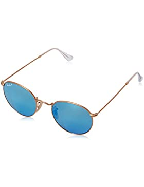 Ray-Ban 112/4L 3447 Gafas de sol, Wayfarer, Polarizadas, 50, Negro