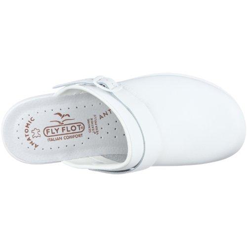 Flyflot 854794, Chaussures femme Blanc-TR-BV
