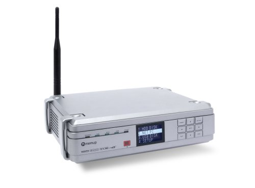 Memup Media Disk TWX Series Disque dur multimédia Wifi 2 USB Host 500 Go