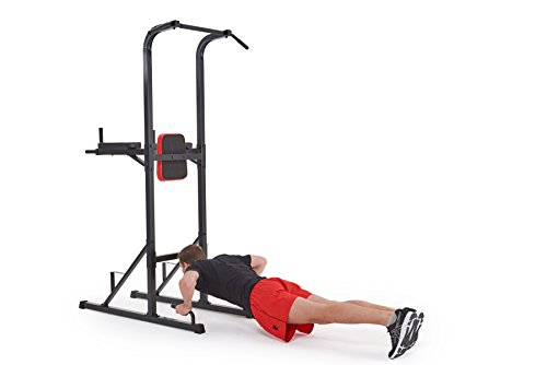 York-Fitness-Workout-Tower-Free-Standing-Black