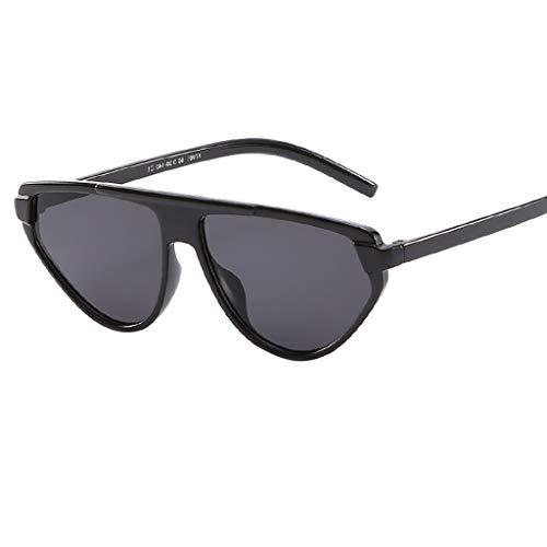 iYmitz Unisex Jahrgang Sonnenbrille, Damen Retro im Klassiker StilAuge Brille Mode Strahlung...
