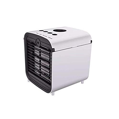 Sommer-Artefak Luftkühler, Jessboy USB Mini Portable Air Conditioner Humidifier Tragbares kleines Gebläse Luftkühlsystem Haushaltsbüro, Lassen Sommerhitze los FüR Home Office Draussen -