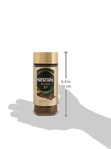 NESCAFÉ BLEND 37 Instant Coffee Jar, 100 g (Pack of 6)