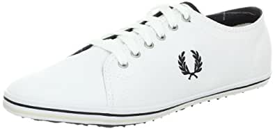 Fred Perry Kingston Twill Tipped White 41