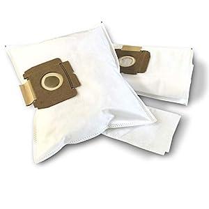 ZZ-Clan 10 Staubsaugerbeutel für AEG Vampyr CE 2000 EL, Staubbeutel Filtertüten CE2000el (+2 Filter - NV613)