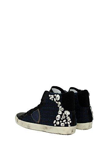 CLHDDT01 Philippe Model Sneakers Femme Tissu Noir Noir
