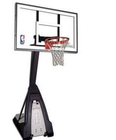"Spalding® Basketballanlage ""NBA Beast Portable"""