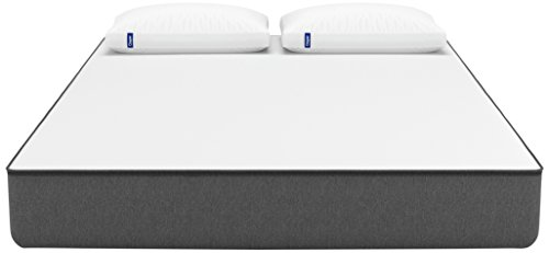 Casper Matratze Deines Lebens | Risikofrei 100 Nächte Probeschlafen | Hochwertige, bequeme Matratze mit konstant angenehm kühler Temperatur | Atmungsaktiv und in modernem Design | 90x200 cm