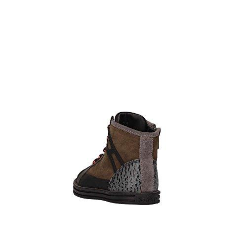 Hogan Junior HXT1410I3391E1G0XK6 Sneakers Bambino Verde