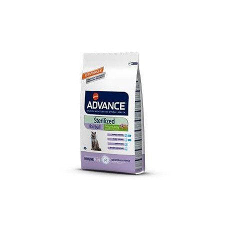 Advance Feline Sterilized Hairball Pollo Avena