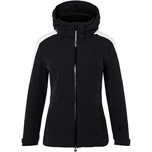 KJUS Women Formula Jacket Schwarz, Damen Jacke, Größe 36 - Farbe Black
