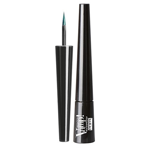 Vamp! Definition Liner Waterproof Eyeliner Tonalità 004 Pearly Peacock