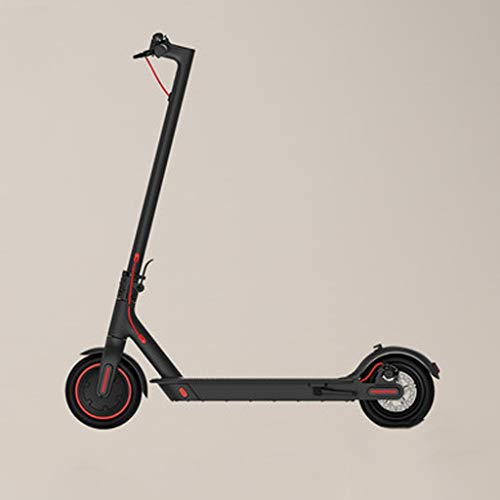 YQCSLS Elektro-Scooter Erwachsene - 3 Sekunden Folding E-Scooter for Teenager - Rad-Roller