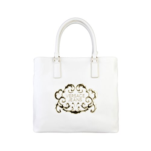 Borsa Versace Jeans E1VLBBH1 75738 003 bianco - donna - TU