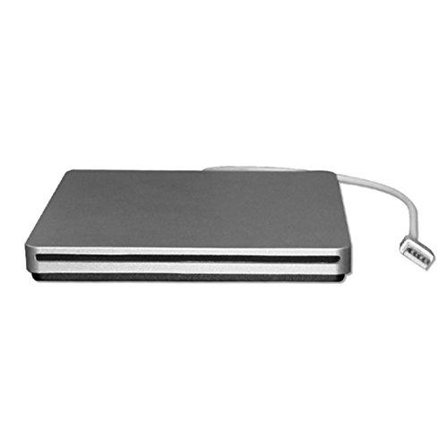 Preisvergleich Produktbild Jullyelegant Neutral Universal Carry-on Exterior Flimsy Einschub USB2.0 CD / DVD-RW 24X Brenner CD-ROM Für Windows PC