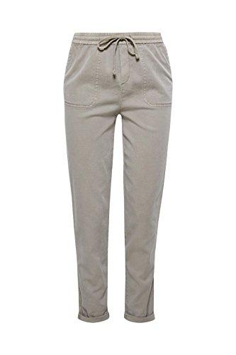 ESPRIT, Pantaloni Donna Grigio (Light Gunmetal 045)