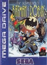 The Adventures of Batman and Robin (Mega Drive)