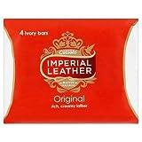 Imperial Leather original de Soap 4x 100g