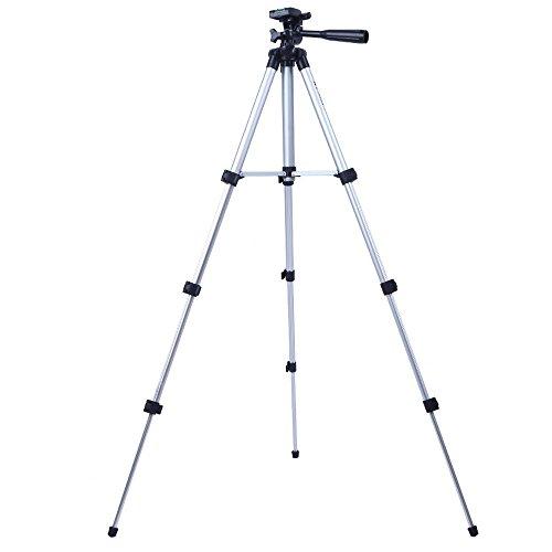 TOOGOO(R)3110A Pro Kamera-Stativ leichte flexible tragbare Dreiweg-Kopf fuer Sony Canon Nikon