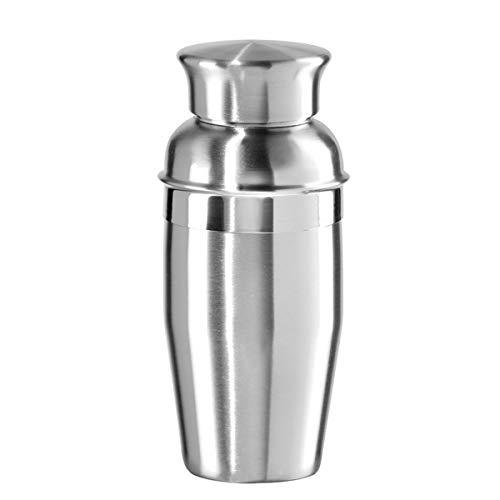 Oggi Mini-Cocktail-Shaker, Edelstahl, 340 ml -