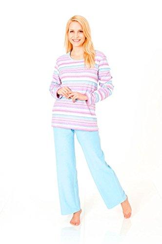 Creative - Ensemble de pyjama - Femme Bleu - Bleu clair