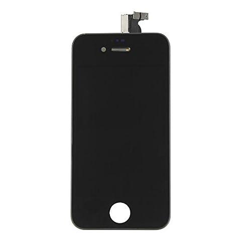 LCD Full Display + écran tactile Digitizer mobile de réparation de téléphone remplacement des pièces pour iPhone4S Black