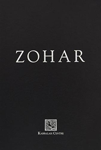 Zohar por Spanish Edn