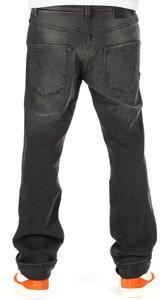 REELL Men Jeans Razor Artikel-Nr.1100 - 1005 Faded Black Denim