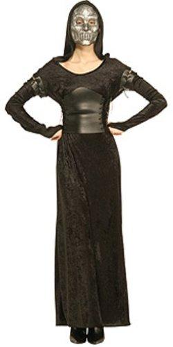 Bellatrix Kostüm für Erwachsene aus Harry Potter (Potter Frauen Harry Kostüme)