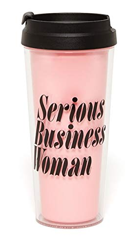 Bando Hot Stuff Thermobecher (Serious Business Woman) Womens Thermo