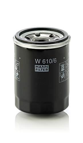 MANN-FILTER W 610/6 Originale Filtro Olio ,Per Automobili e Veicoli Comm