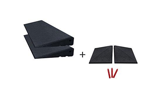 Ro de pierre Flex bord Rampes Kit de 2000/65 mm