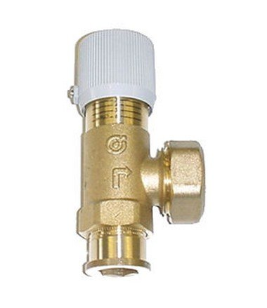 """Caleffi Differenzdruck-Überströmventil, einstellbar mit Skala 3/4"""", 519500"""
