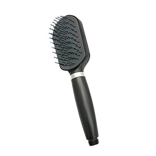 SNIDSA Handbrause Kamm Duschkopf Boost Druck Platz Handbrause Badezimmer Abs Kunststoff Clean Haarbürste Für Bad