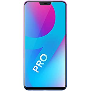 Vivo V9Pro (Nebula Purple, 6GB RAM, Snapdragon 660AIE)