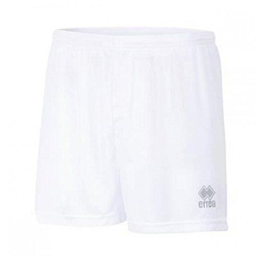 NEW SKIN Trainingsshorts · UNISEX Sporthose in kurz für Jungen & Mädchen · UNIVERSAL Trainingshose für Jugendliche & Kinder Farbe weiß, Größe XS -