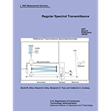 [(Regular Spectral Transmittance)] [By (author) David W Allen ] published on (March, 2011)