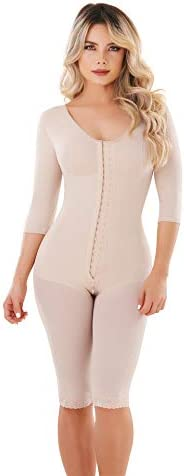 Shape Concept Fajas Colombianas Postparto SCM072 Body Shaper for Women Compression Garments After Liposuction