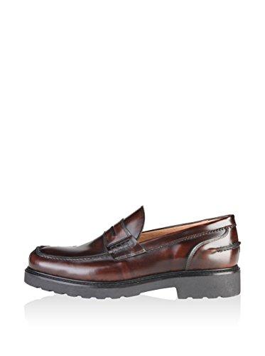 Made in Italia Shoes, flâneurs homme Marron