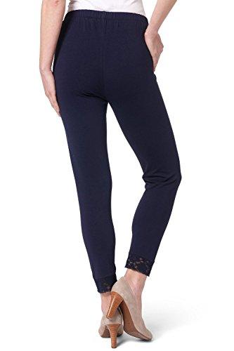 GINA LAURA -  Pantaloni  - Donna Blu marino