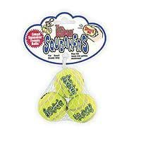Air Kong » Dog Toys » Squeaker Tennis Balls » Small (3 Pack)