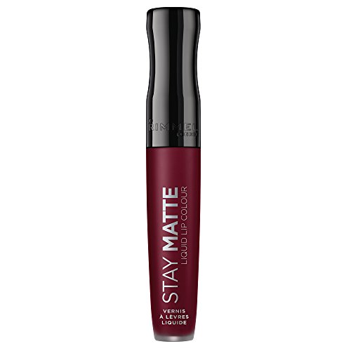 Rimmel London Stay Matte Liquid Barra de Labios Numero 810 - 6 ml