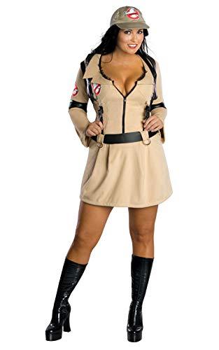 Desconocido Disfraz de Cazafantasmas para mujer