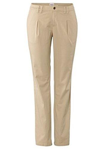 Pantaloni con Elasticizzato di sheego Beige Beige