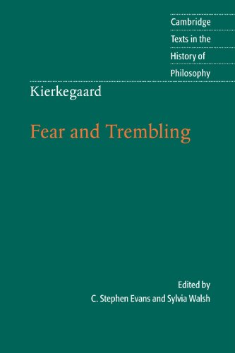 fear and trembling essay Similar Essays