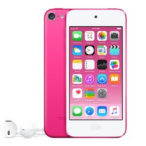 Apple iPod touch 32GB (6th Gen) - Pink (MKHQ2HN/A)