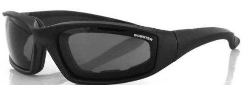 Bobster Eyewear foamerz2Sonnenbrille Sonnenbrille Schwarz/Smoke