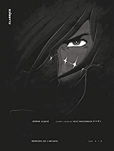 Capitaine Albator - Mémoires de l'Arcadia Edition collector Tome 1