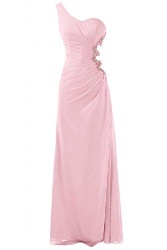 Sunvary elegante One-Vestito lungo da sera a Pageant Gowns per l'autunno Pink
